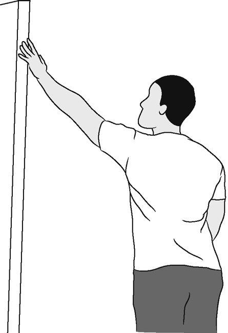 Иллюстрация активного упражнения (активный)